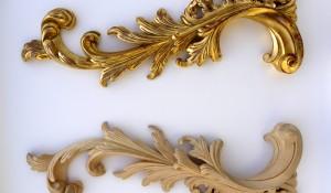 Rococo Scrolls