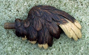 Oak Angel Wing