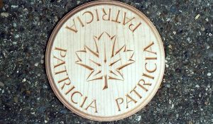 Personalised Emblem Plaque