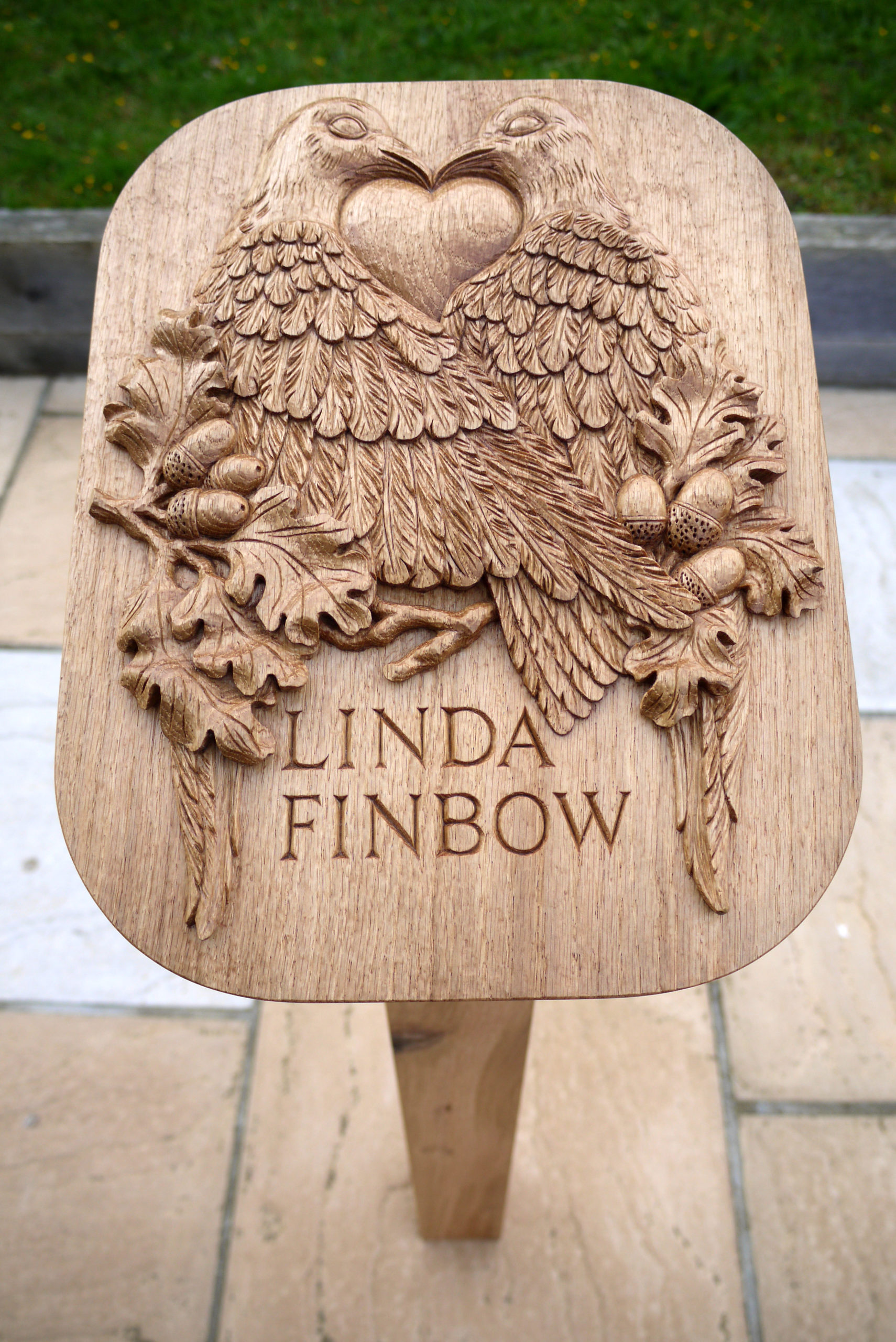 Wood Carved Memorials Wood Carvers And Gilders
