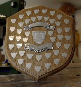Memorial Shield