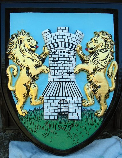 Restoration of Village Sign