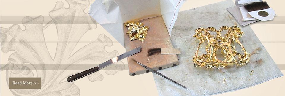 Oil Gilded Cipher