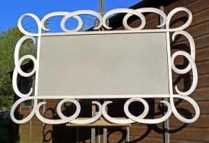 Carved Mirror Frame