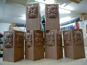 Ornamental Woodcarving