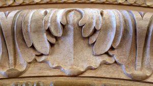 Mahogany Architrave