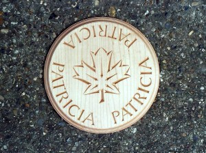 Personalised Emblem Roundel