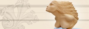 Wood Carving image of Ships Figure Head on Blog Page