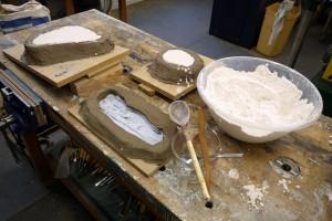 Impression Moulds Process