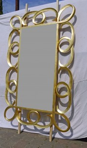 Contemporary Mirror Frame