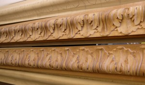 Hand Carved Architrave