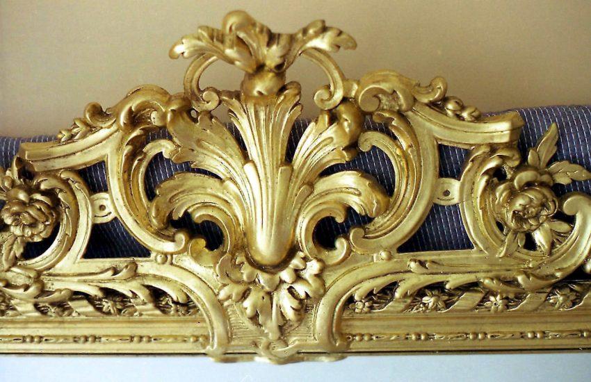 Victorian Mirror Frame